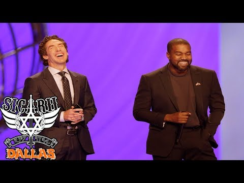 JOEL OSTEEN AND KANYE WEST ARE SATANS MINISTERS