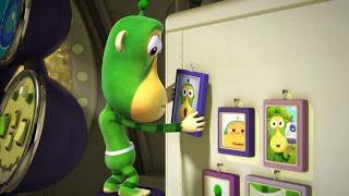 Обезьянки из космоса (Alien Monkeys) - Кузнец (22 серия)