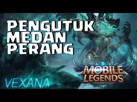 HERO BARU YANG SUKA MENGUTUK! VEXANA THE NECROMANCER! • Mobile Legends Indonesia - 동영상
