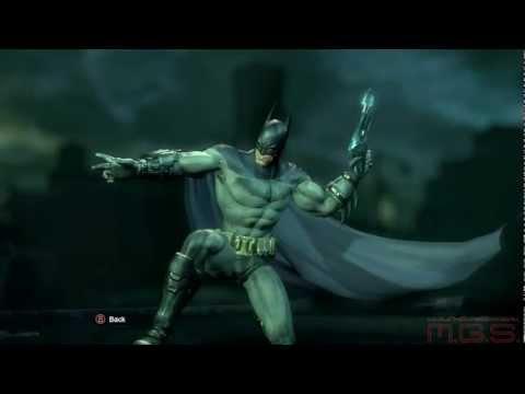 Batman: Arkham City - Все модели персонажей