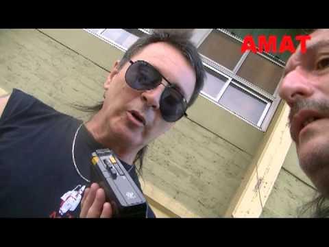 TANO MARCIELLO entrevista de revista EFECTO-METAL VIDEO JOAQUIN AMAT