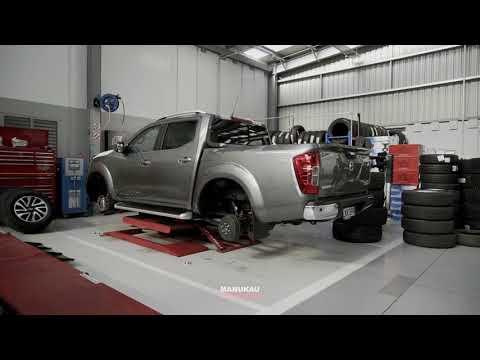 Manukau Nissan // Nissan workshop