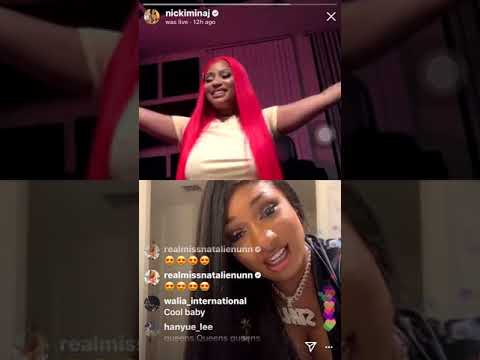 nicki-minaj-on-live-picking-the-megatron-challenge-winners-and-on-live-with-theestallion
