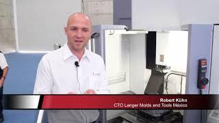 Robert Kühn, CTO Langer Molds and Tools México