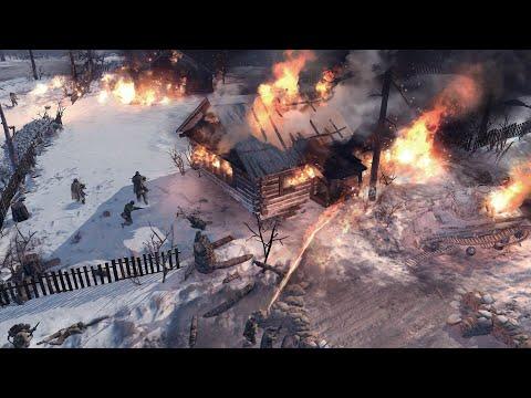 Winter Storm - Company of Heroes 2 Victory at Stalingrad(DLC)  