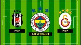 1956-2018 Süperlig Puan Durumu