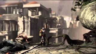 God of war 3 - Guia en español (parte 6) (muerte de helios) (reliquia de helios) (titan)
