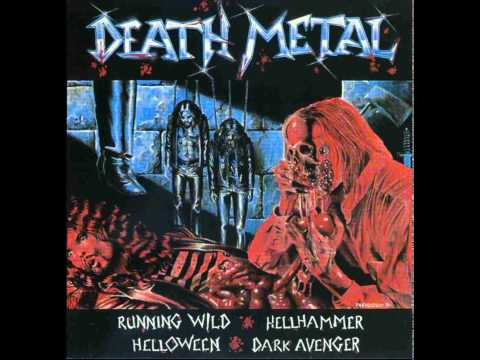Running Wild - Hellhammer - Dark Avenger - Helloween - Death Metal Compilation (Full Split) thumb