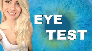 Eye Test - color vision test