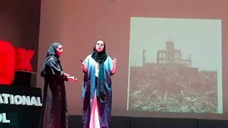 We are the core of economy | Farah AL Mousa & Nora Alshuhail | TEDxAlAnjalNationalSchool