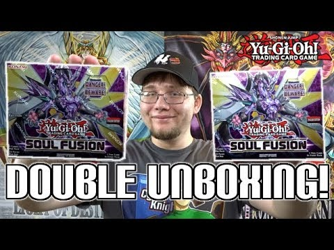 *NEW!* Yu-Gi-Oh! Soul Fusion Double Unboxing!