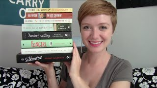 Summer Book Haul! (8/3/14) Thumbnail