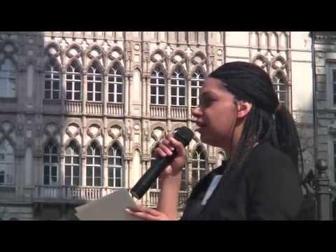 Budapest Int'l Roma Day 2014 April 8 — Mindenki Joga