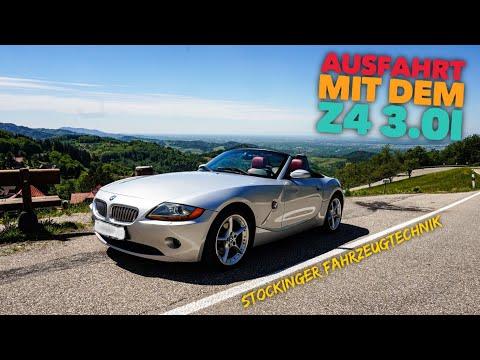 Ausfahrt Vlog | BMW Z4 3.0i |