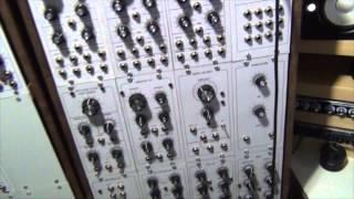 Fernando Lima - 1° Workshop de música eletrônica on line (sintetizador modular / timbragens)