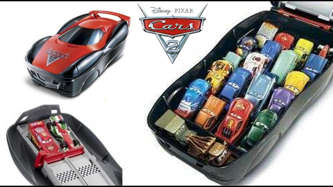 Disney Cars  Race Set