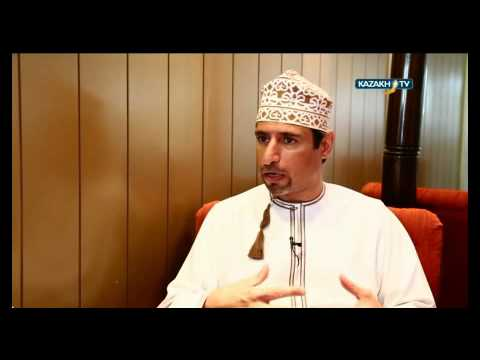 Deputy Minister of oil and gas of Sultanate of Oman Salim Al Aufi
