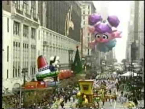 Macy's Thanksgiving Day Parade 2009 (full)