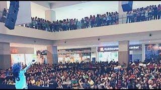 KZ Tandingan Pinagkaguluhan sa China Mall