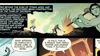 THE IMMORTALS: GODS AND HEROES GRAPHIC NOVEL -- The Writers