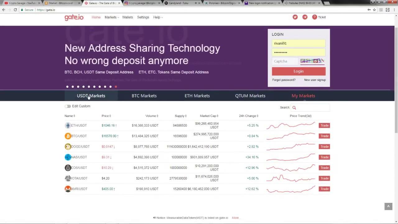 cara trading bitcoin di ztrader