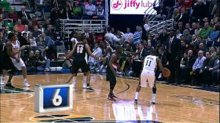 Top 10 Plays of the Night: December 21