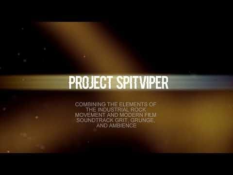 INDUSTRIAL HYBRID MUSIC 2020 - Project Spitviper ALBUM ANNOUNCEMENT