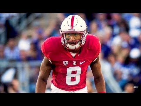 Stanford Safety Justin Reid Career Highlights ᴴᴰ