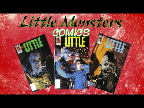 Little Monsters Comics