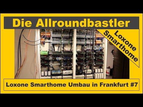 Loxone Smarthome in Frankfurt #7 - 1-Wire-Extension erweitern