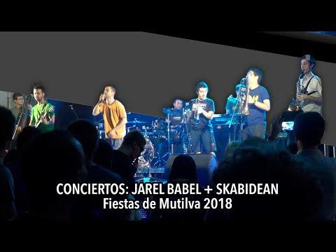 CONCIERTOS: JAREL BABEL + SKABIDEAN  | Fiestas de Mutilva 2018
