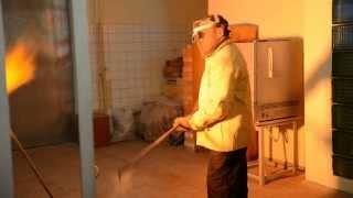 В печном зале кафедры технологии стекла и керамики БГТУ (Минск)(, 2014-02-10T10:17:05.000Z)