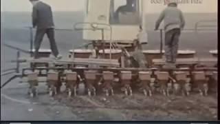 1988 год.  Начало посевной на Кубани.