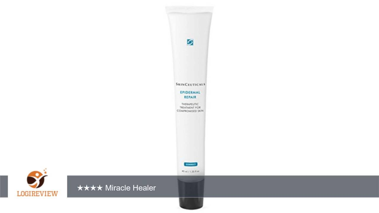 skinceuticals epidermal repair therapeutic treatment for compromised skin, 1.35 ounce Yes To Tomatoes Clear Skin Detoxifying Charcoal Facial Wipes, 30 Ea
