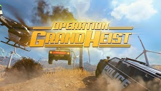 Call of Duty: Black Ops 4 | Grand Heist Gameplay Trailer | PS4