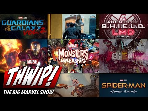 Its 2017 On Thwip The Big Marvel Show