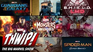 Its 2017 on THWIP! The Big Marvel Show!