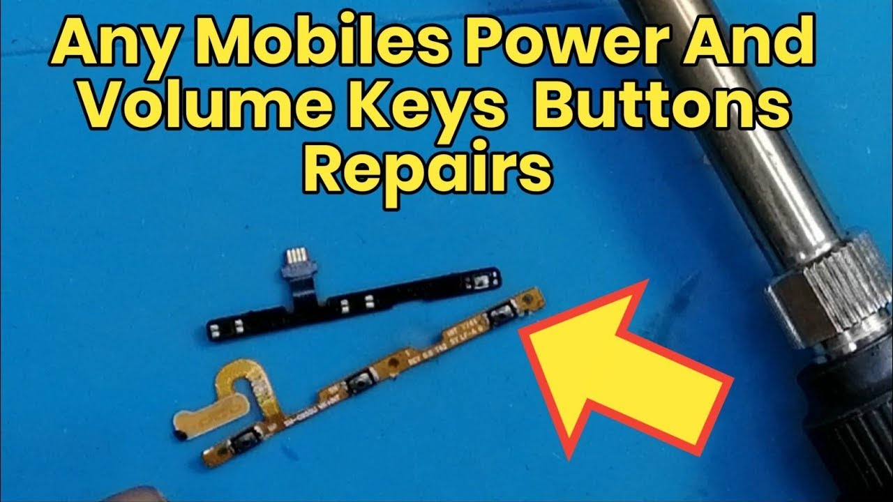 Download Power and Volume Keys Buttons Repair (All Android Phone)    Power Switch Repiar Any Android Mobile