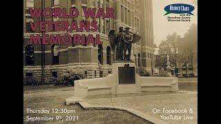video thumbnail: History Chats | The First World War Memorial