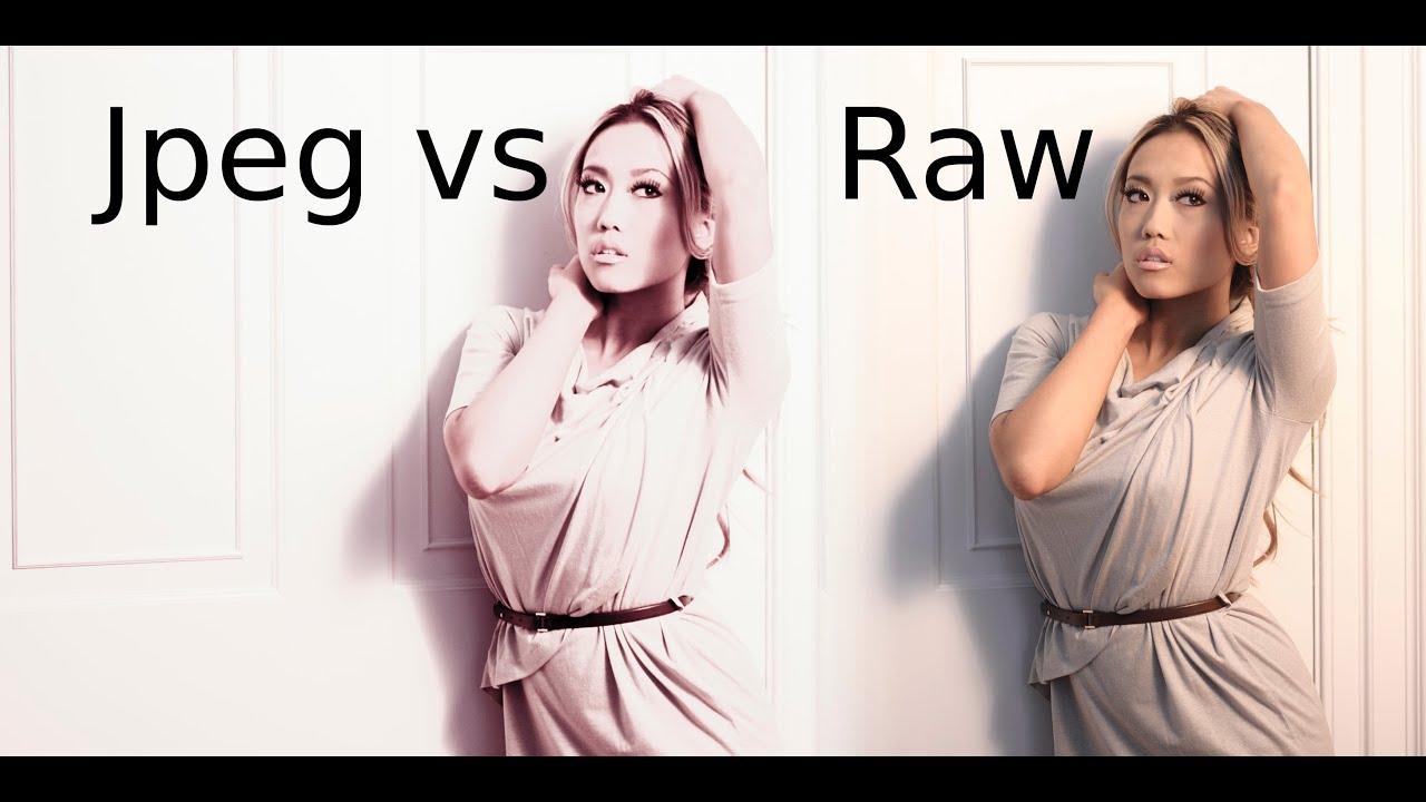 RAW vs JPEG image quality