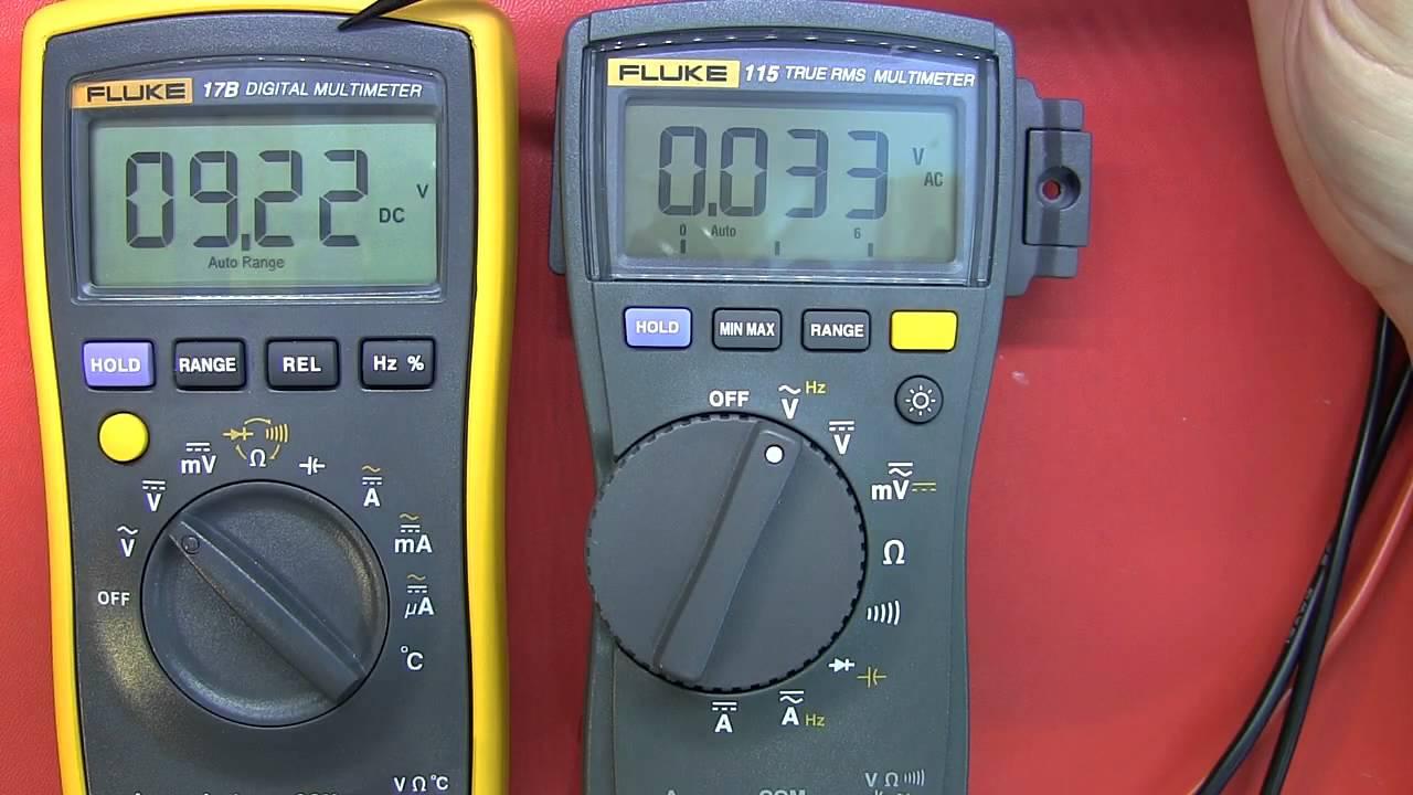 Review: Pt 2 Fluke 115 TRMS Multimeter