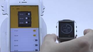 九、Smart Pal G1 手表鬧鐘