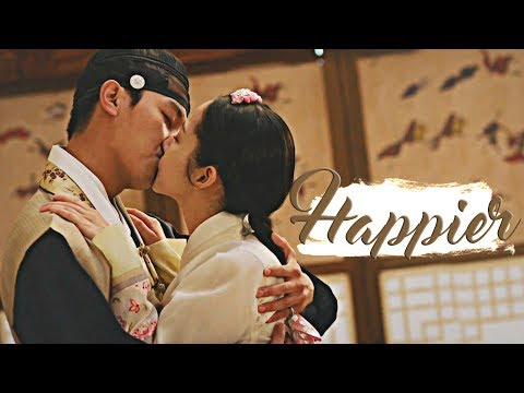 happier II lee yeok & chae kyung [queen for seven days]