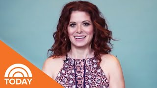 Debra Messing Shares The Journey To Loving Her Curly, Red Hair | TODAY