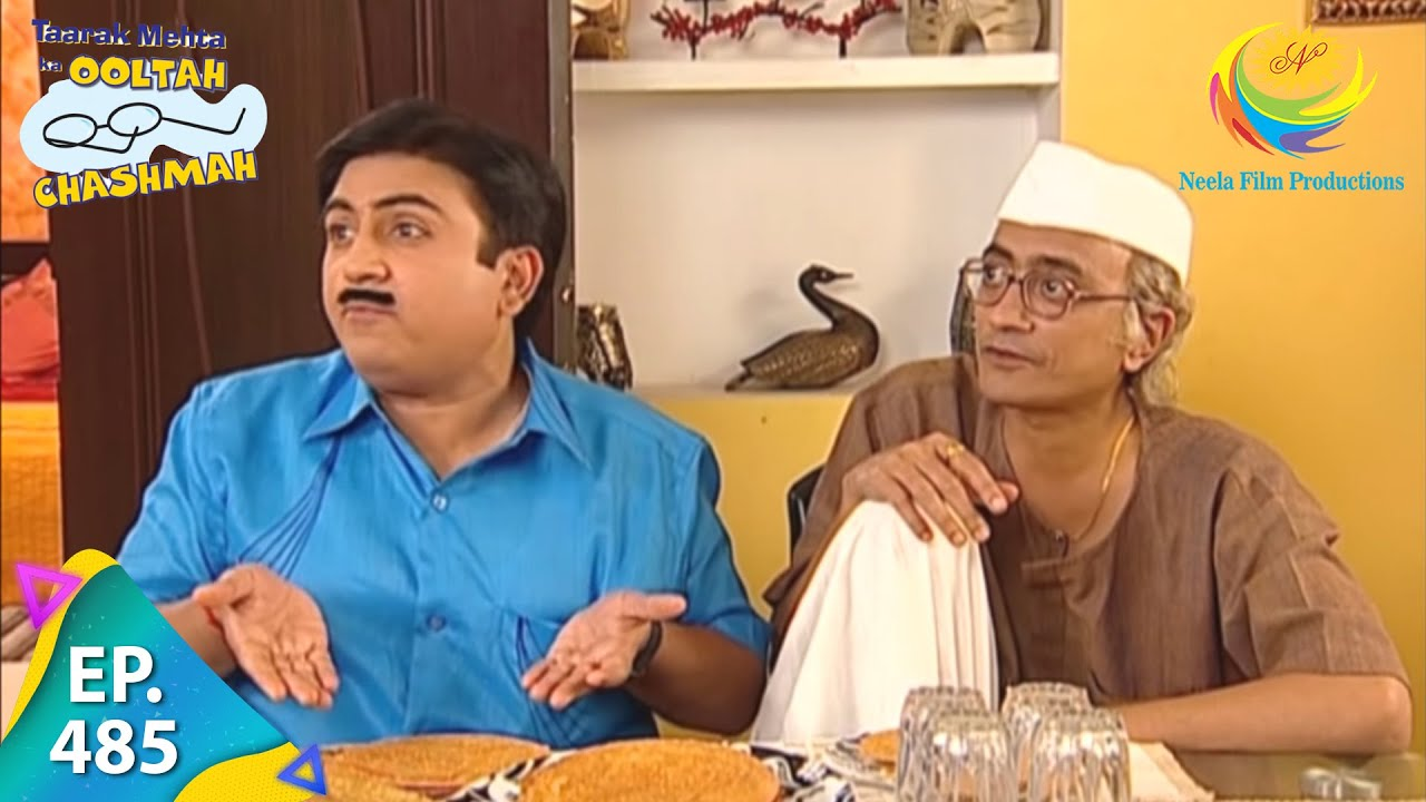 Download Taarak Mehta Ka Ooltah Chashmah - Episode 485 - Full Episode
