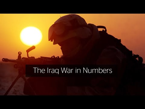 The Chilcot Inquiry and the Iraq War in Numbers