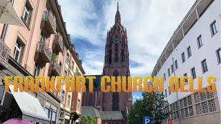 ?? Glockenläuten Frankfurt 프랑크…