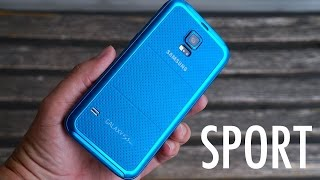 Galaxy S5 Sport Unboxing: Sprint's Exclusive Answer to the Active | Pocketnow