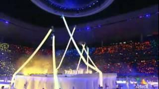 Nortec Collective Bostich + Fussible en la Inauguración Juegos Panamericanos 2011 completo