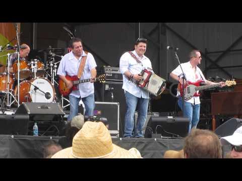 """Wayne Toups & ZyDeCajun """"Please Explain"""" live at JAZZ FEST 2013!!!"""